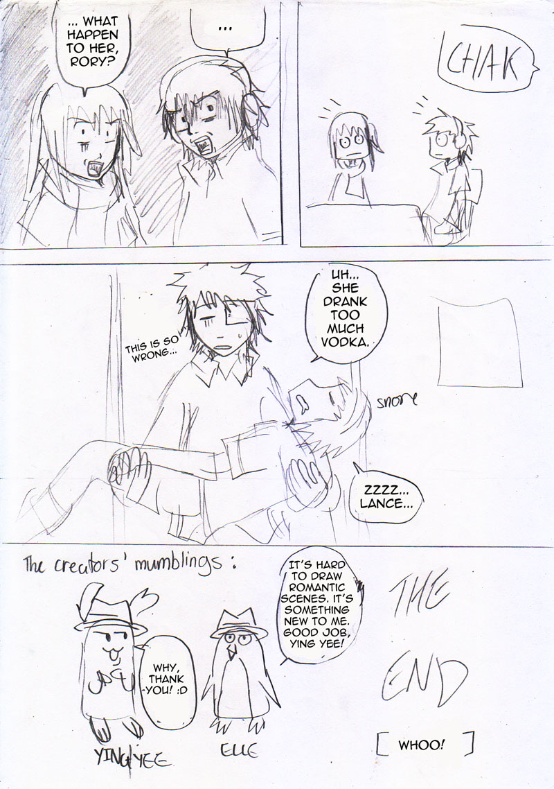 Rory x Violet Page 13