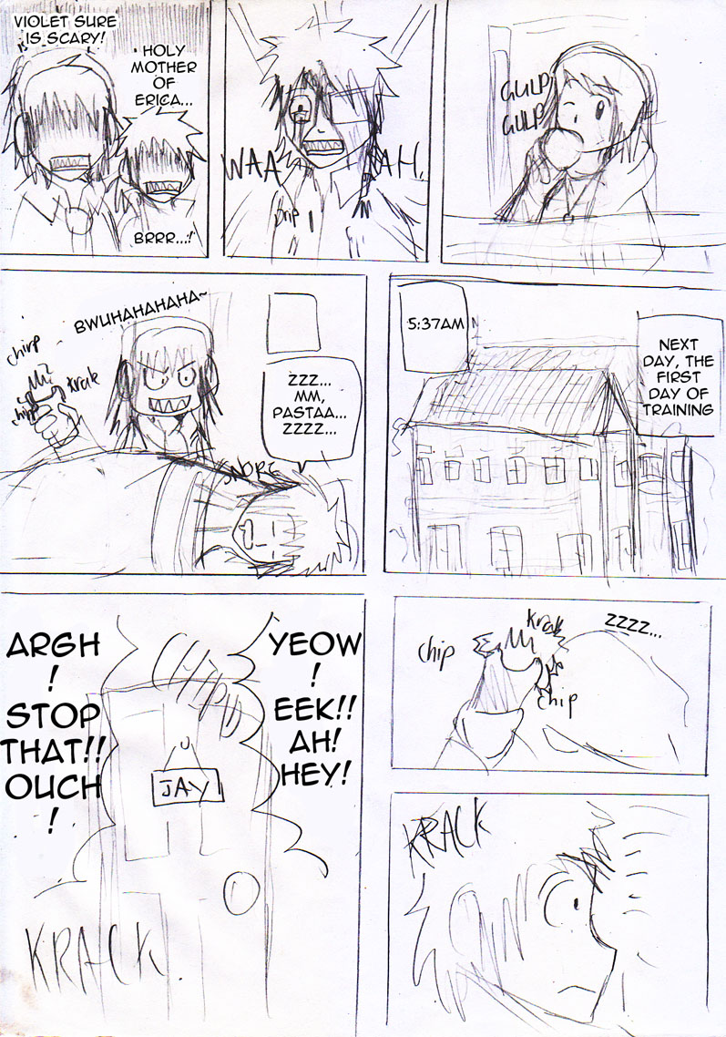 Boss Trial Part 1 - Page 08