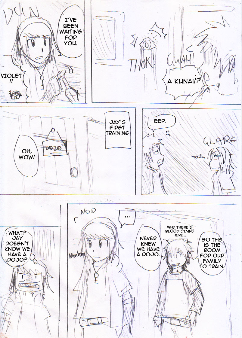 Boss Trial Part 1 - Page 10