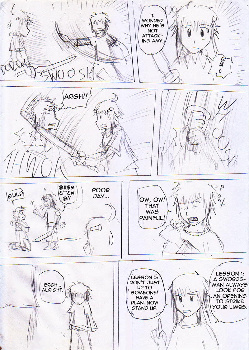 Boss Trial Part 1 - Page 20